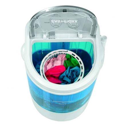 Mini-mașină de spălat rufe fără racord la apă, 260W