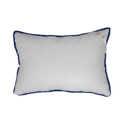 Pernă hipoalergenică tratată antibacterian, Easy Sleep Pure, 50x70 cm