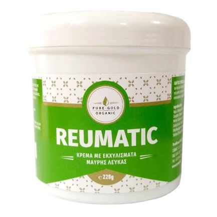 Cremă cu extract de plop negru pentru ameliorarea durerilor musculare, Reumatic, 220 g