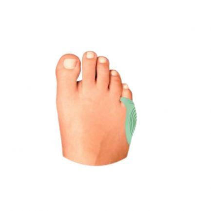 Protecție pentru degetul mic cu gel activ mentolat Menthogel