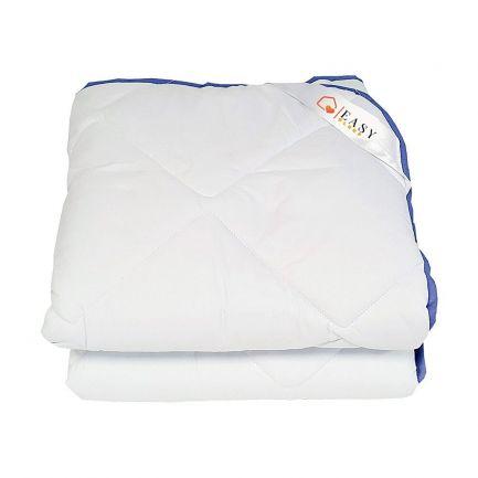 Pilotă hipoalergenică tratată antibacterian, Easy Sleep Pure, 200x210 cm