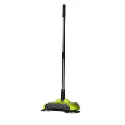 Mătură cu capete rotative EcoSweeper, Home Vero