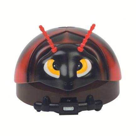 Jucărie interactivă, Boppin Bugz, roșie