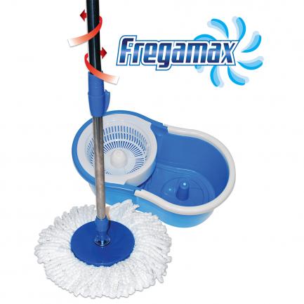 Mop cu sistem dublu de centrifugare Fregamax