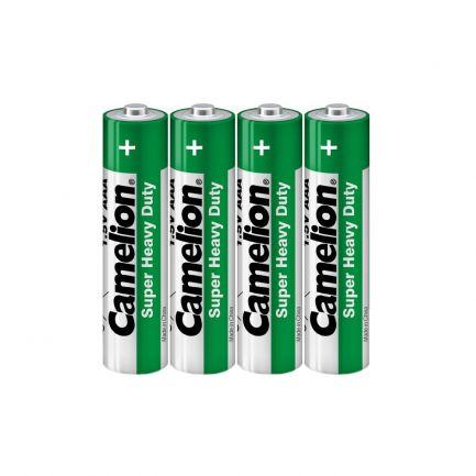 Set 4 baterii AAA