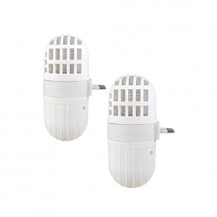 Set 2 aparate antidăunători cu lumină UV și ultrasunete Insta Killer