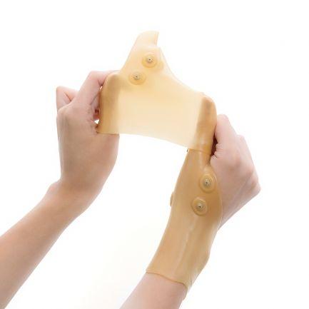 Manșete compresive pentru încheieturi cu puncte magnetice Magnetic Wrist Support