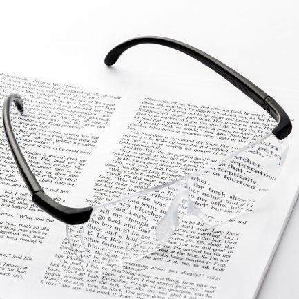 Ochelari cu lupă ClearVision, mărire cu 60%