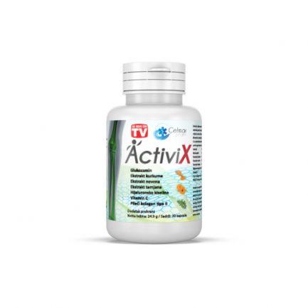 Supliment alimentar pentru articulații pe bază de curcuma ActiviX