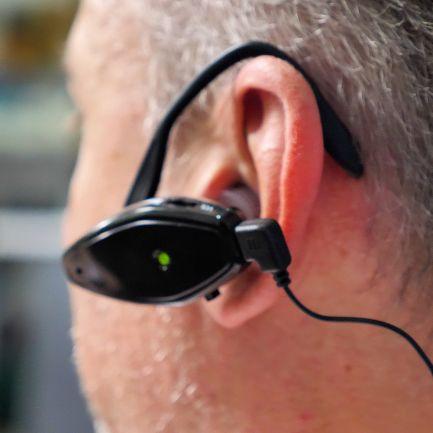 Amplificator de sunete Sound Zoomer, reîncărcabil