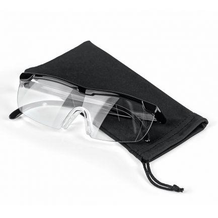 Ochelari cu lupă Maxx Zoom, mărire cu 160%