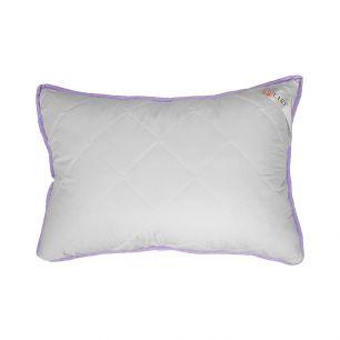 Pernă hipoalergenică tratată cu lavandă, Easy Sleep Violet, 50x70 cm