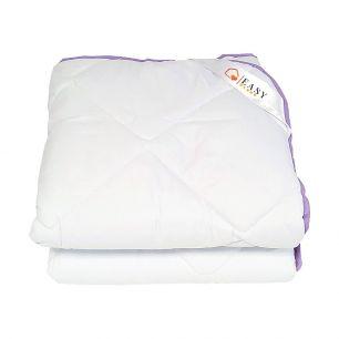 Pilotă hipoalergenică tratată cu lavandă, Easy Sleep Violet, 200x210 cm