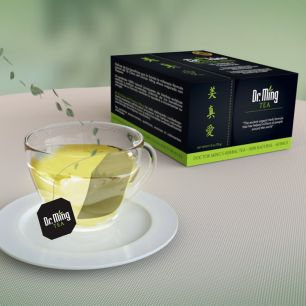 Ceai de slăbit și detoxifiere Dr. Ming, set 2 cutii